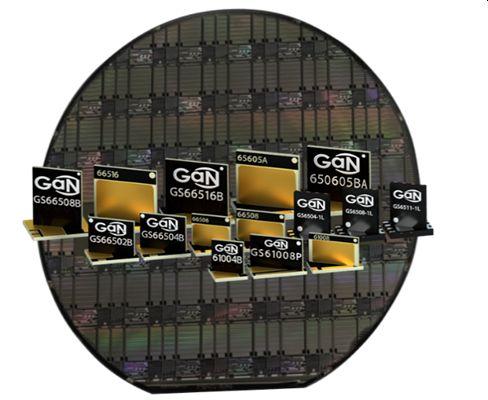 GaN Systems出貨2000萬個GaN晶體管