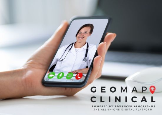 GeoMap Clinical Platform Introduces Video Visit Links to Connect Patients with Sites to Boost Recruitment