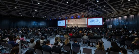 Business of IP Asia Forum opens today