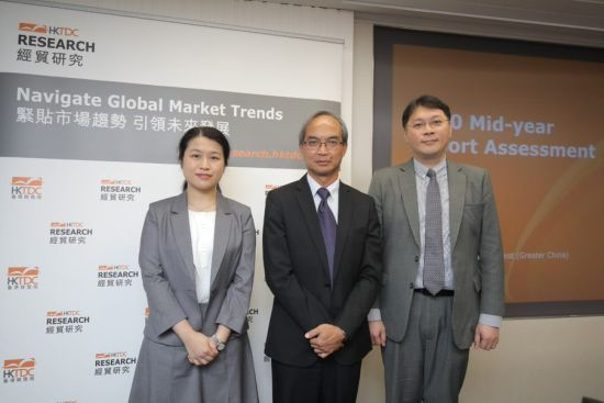 HKTDC predicts Hong Kong 2020 exports to fall 10%