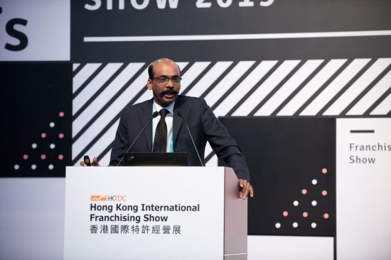 HK International Franchising Show draws to a close