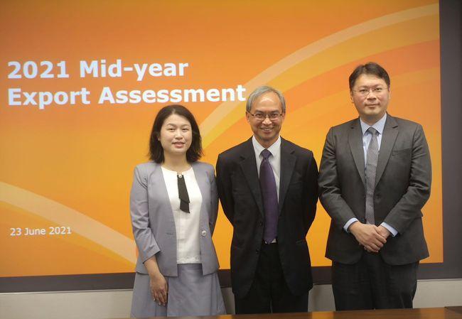 HKTDC Export Index 2Q21: Export confidence rises for fifth consecutive quarter
