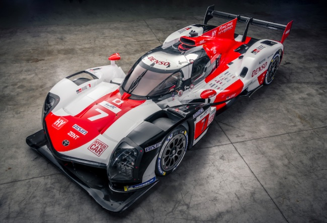 Toyota Gazoo Racing Hyped For Hypercar Debut