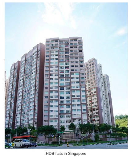 Hitachi Successfully Clinches Another Contract to Supply and Install 300 Lifts at HDB Blocks in Singapore