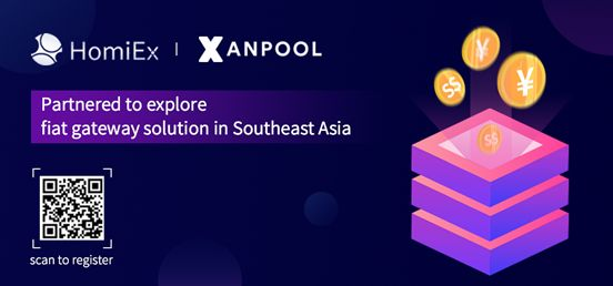 HomiEx and Xanpool Partner to Explore Fiat Gateway in SE Asia