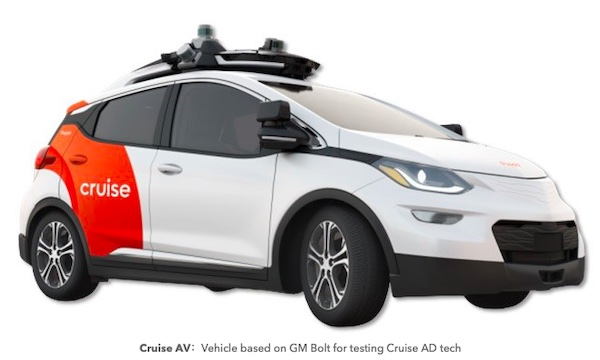 Honda, Cruise and GM Take Next Steps Toward Autonomous Vehicle Mobility Service Business in Japan