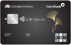 VietinBank and JCB launch VietinBank JCB Ultimate Vietnam Airlines Credit Card in Vietnam