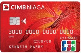 CIMB Niaga and JCB launch JCB Contactless Credit Card in Indonesia
