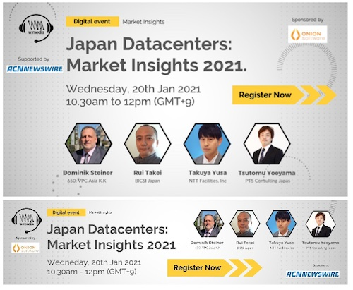 Japan Datacenters: Market Insights 2021