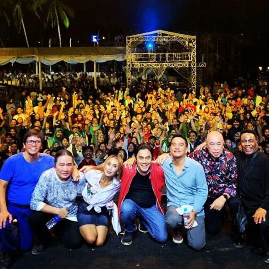 International Jatiluhur Jazz Festival 2019 draws thousands to the green of Jatiluhur Dam