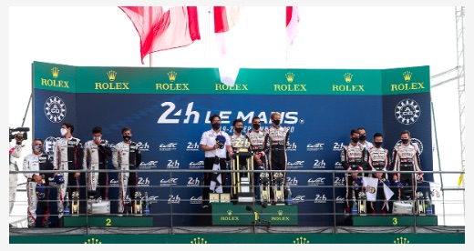 Toyota Gazoo Racing Takes Le Mans Hat-Trick
