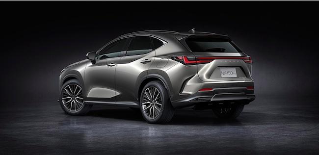 All-New Lexus NX Premieres, Heraldling the Start of the Lexus Next Chapter
