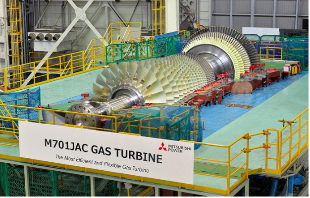 Mitsubishi Power Receives Order for Two Gas Turbines for 1,500MW Class GTCC Power Plant in Uzbekistan