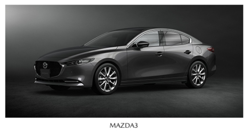All-New Mazda3 Named China Car of the Year 2020