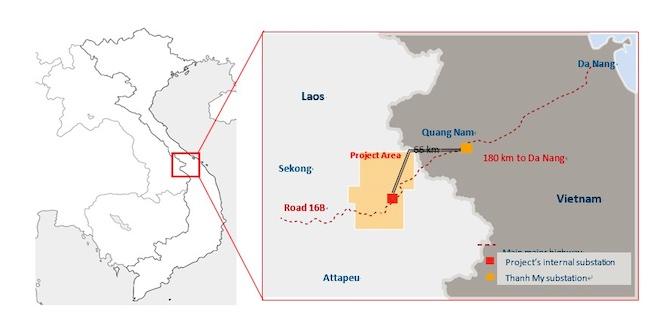 Mitsubishi Corporation Participates in Laos Wind Farm Project