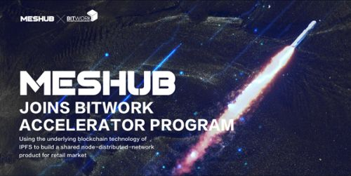 MESHUB joins Bitwork Accelerator Program