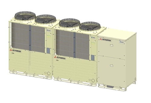 "MHI Thermal Systems to Add 40HP Model to Lineup of ""C-puzzle"" Refrigeration Condensing Units that Use Natural Refrigerant (CO2)"