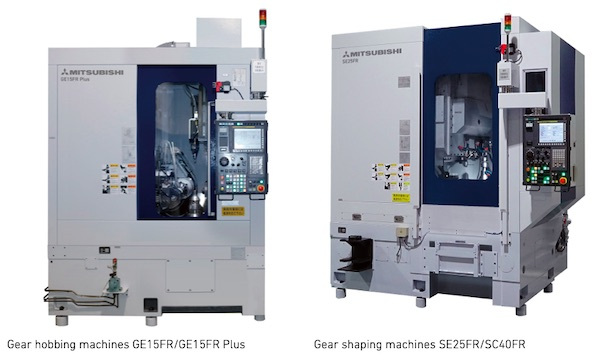"MHI Machine Tool Develops ""FR Series"" of Machines to Manufacture Gears for Robots"