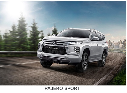 MITSUBISHI MOTORS Launches the Refreshed PAJERO SPORT in Indonesia