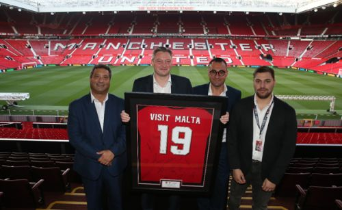 In Collaboration with Manchester United Football Club, VisitMalta Opens a New Chapter in the Asian Market