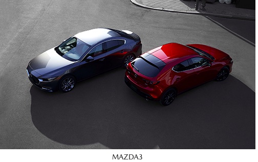 Mazda3 Named Canadian Car of the Year 2021