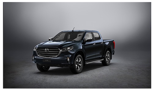 Mazda Unveils All-New Mazda BT-50