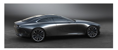 Mazda Unveils Kai Concept And Vision Coupe At Tokyo Motor Show