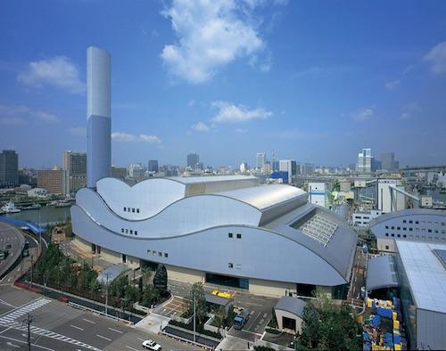 MHIEC Receives Order to Refurbish the Minato WtE Plant in Tokyo