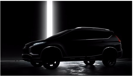 MITSUBISHI MOTORS' Brand New Crossover MPV Coming Soon in Indonesia