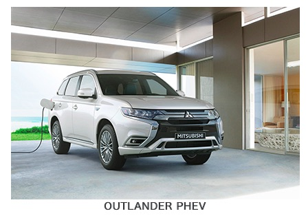 MITSUBISHI MOTORS Rolls Out the OUTLANDER PHEV in Puerto Rico