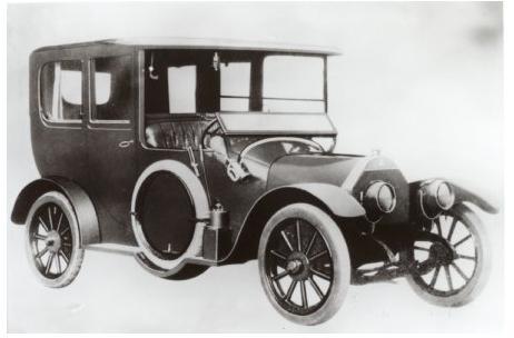 Mitsubishi Model A Selected as Historic Car by JAHFA