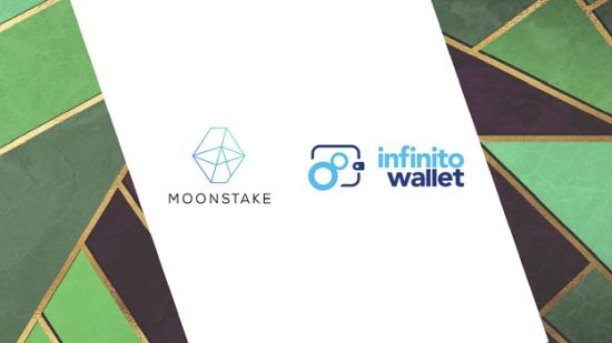 Moonstake and Infinito Wallet enter into partnership to enhance the staking ecosystem and scale the Defi projects