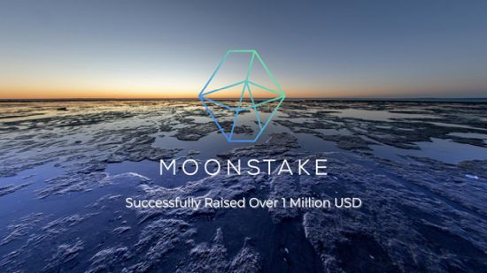 Moonstake raises $1.04 Million - accelerating connection from staking to DeFi