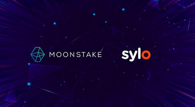 문스테이크가 Sylo와 제휴 발표, Sylo Smart Wallet에 스테이킹의 에코 시스템을 도입
