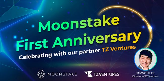 Interview with Our Strategic Partner TZ Ventures for Tezos on Moonstake's First Anniversary