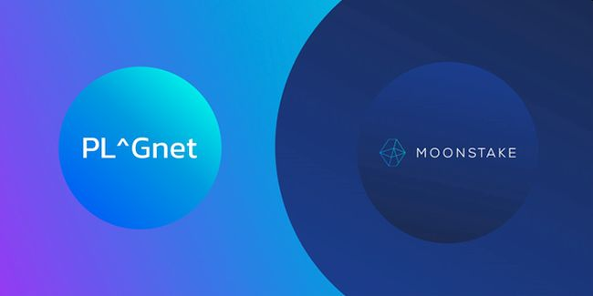 MoonstakeがPL^Gnetと提携 革新的DeFiサービスを世界中のユーザーに提供