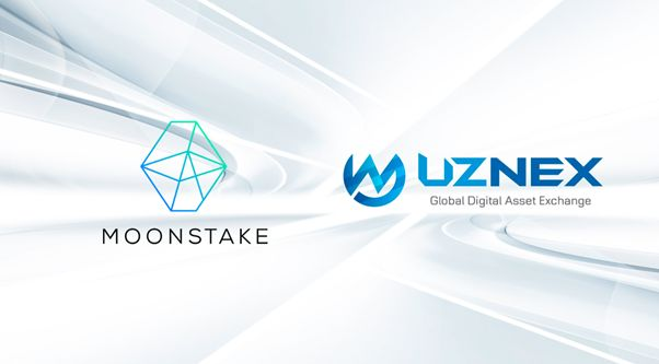 Moonstake Partners with Uzbekistan Government-licensed Exchange UzNEX by KOBEA Group
