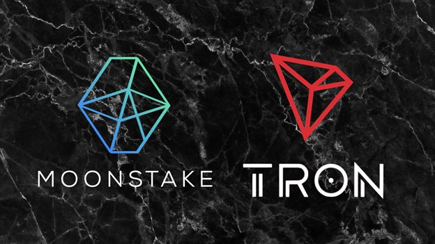 Moonstake Partners with TRON Foundation to Enable TRX Staking and Explore Opportunities in DeFi
