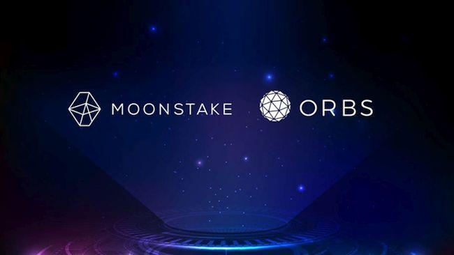 문스테이크, 하이브리드 엔터프라이즈급 블록 체인 오브스(Orbs)와 파트너십 체결! 오브스 유니버스에 지원 제공 예정