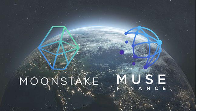 Moonstake社がMuse.Financeと共同でDeFi市場に参入