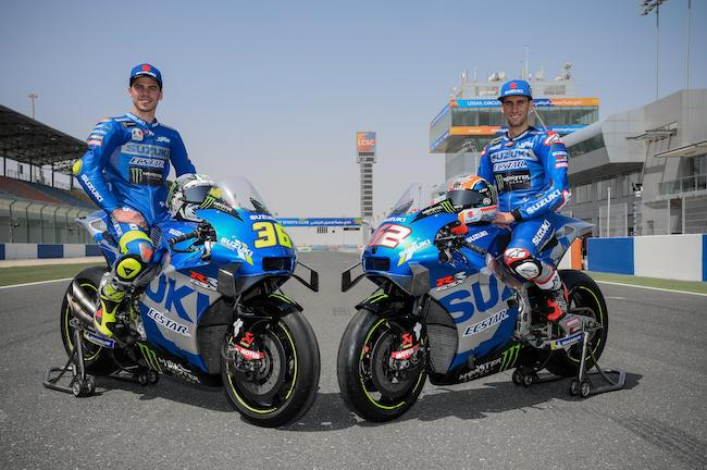 Motul set for 2021 MotoGP campaign with Team Suzuki and Pramac Racing