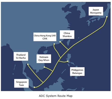 NEC: Asia Direct Cable Consortium to Build New Asia Pacific Submarine Cable