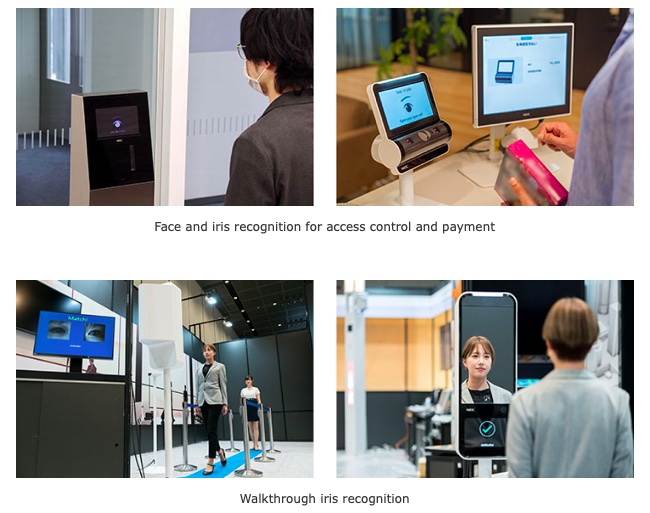 NEC Iris Recognition Technology Ranks first in NIST Accuracy Testing