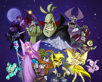JumpStart, Subsidiary of NetDragon, Collaborates with Beach House Pictures To Develop First-Ever Neopets Animated TV Series