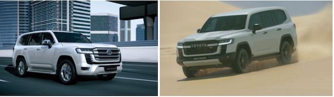 Toyota's New Land Cruiser Makes World Premiere