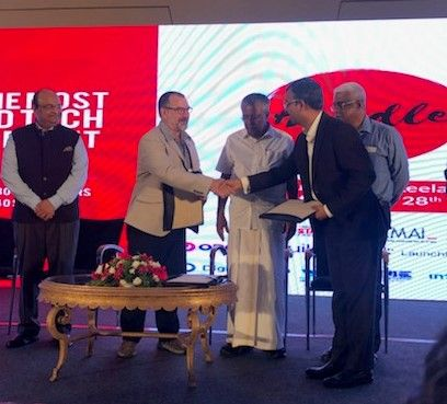 Orbital Micro Systems Partners with the Government of Kerala, India to Open the Global Earth Observation Centre of Excellence