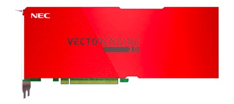 NEC to Launch PCIe-based Vector Engine Card to Explore New Opportunities in the SME Market