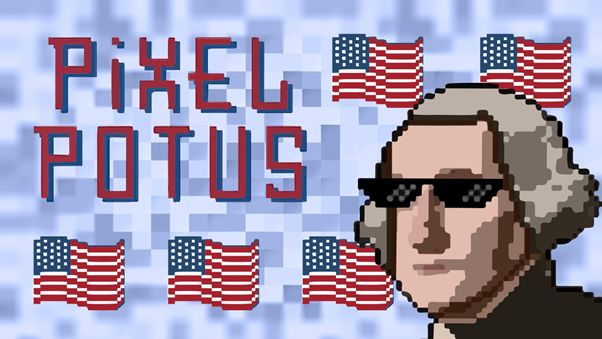 Collect Rare Cards and Combine to Earn Unique NFTs of US Presidents with PixelPotus