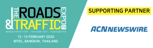 Get Free Conference and Exhibition Pass for The Roads & Traffic Expo Thailand 2020