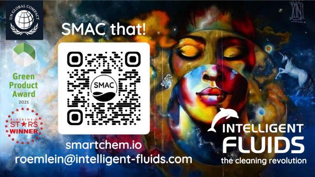 SMARTCHEM Announces Its SMAC Token Sale